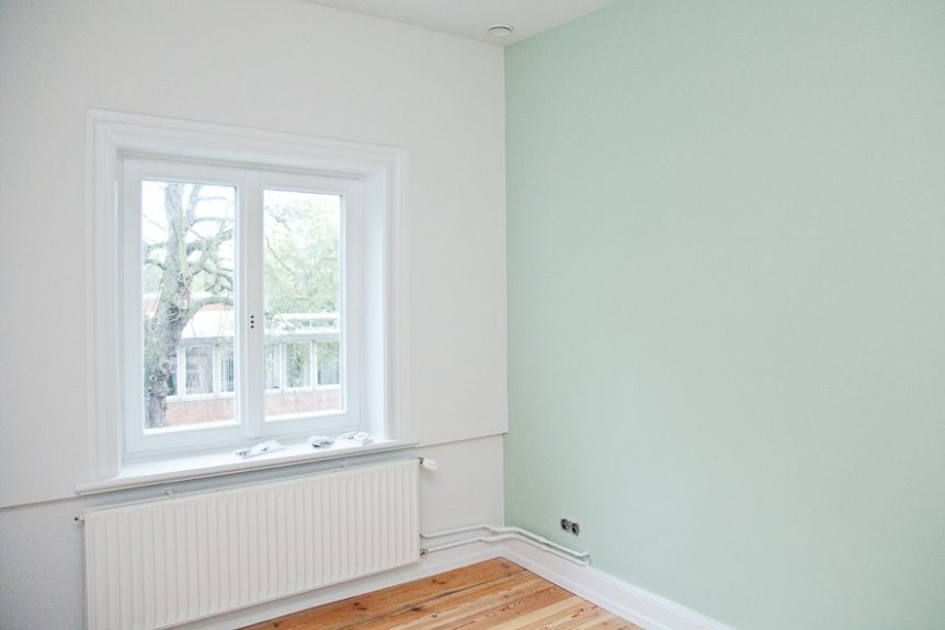 6 woche renovierung ist beendet malermeister andree antosch. Black Bedroom Furniture Sets. Home Design Ideas