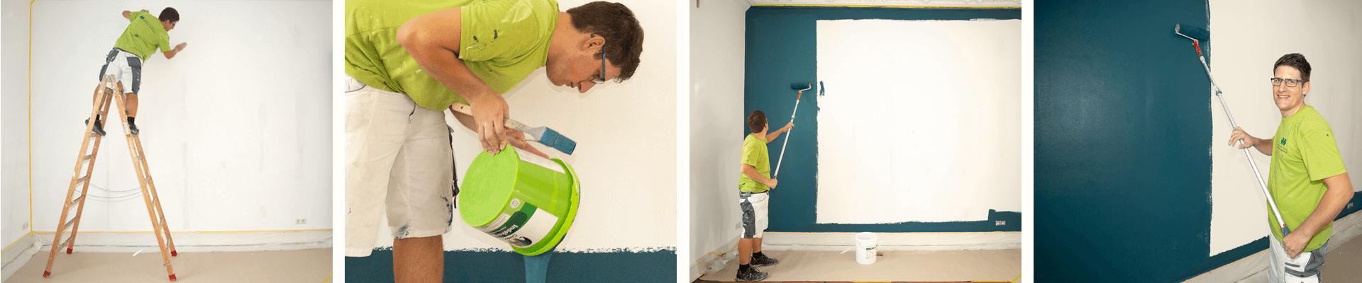 Maler Antosch Innenräume